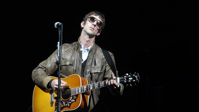 Richard Ashcroft performs In Melbourne, 2010