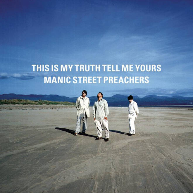 Manic Street Preachers - This Is My Truth Tell Me Yours album cover