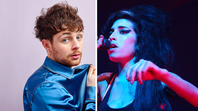 Tom Grennan and Amy Winehouse