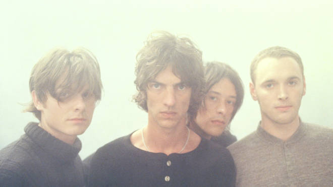 The Verve In Santa Monica in 1994