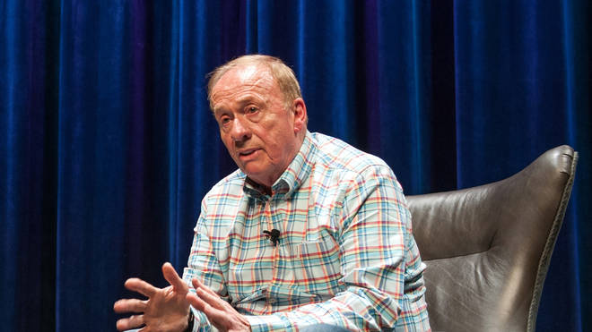 The Beatles Engineer Geoff Emerick speaks at the GRAMMY Museum in Mississippi in 2016