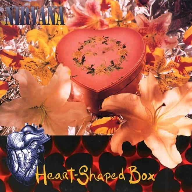 Nirvana's Heart-Shaped Box album artwork