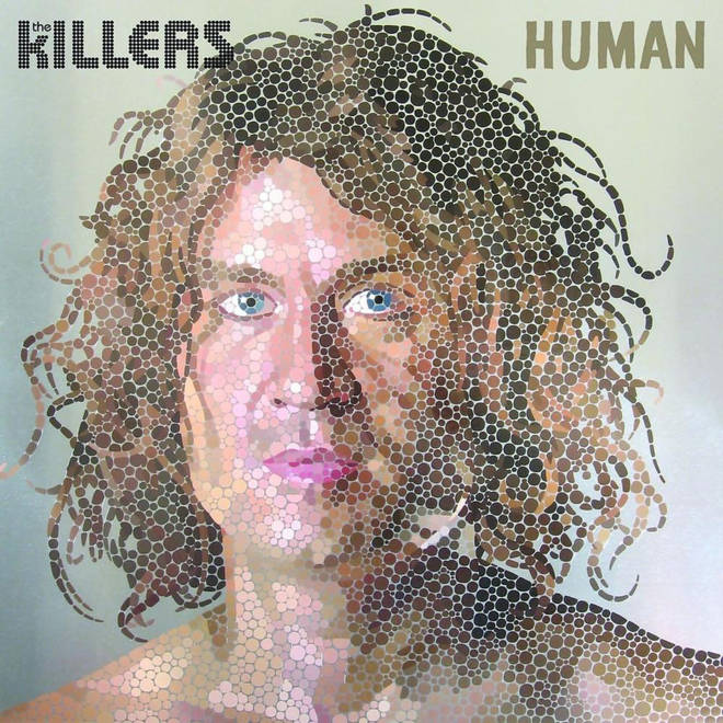 The Killers' Human artwork