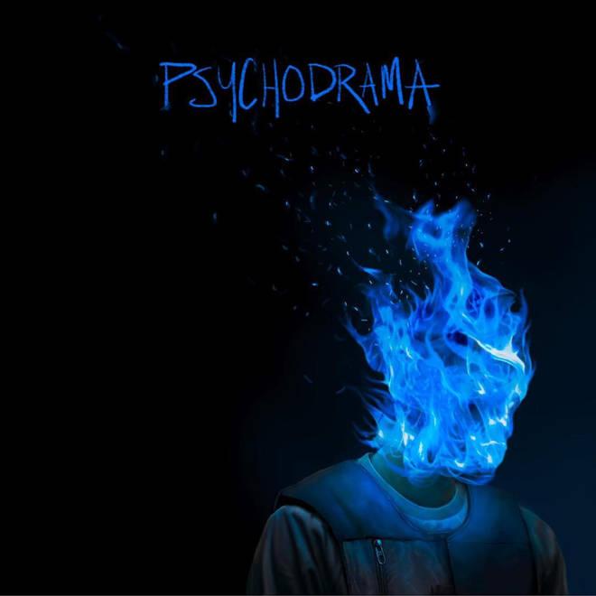 Dave - Psychodrama album cover