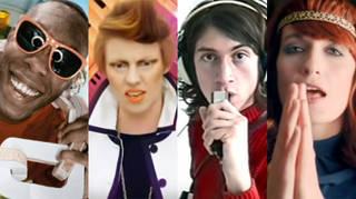 Dizzee Rascal, La Roux, Arctic Monkeys and Florence + The Machine