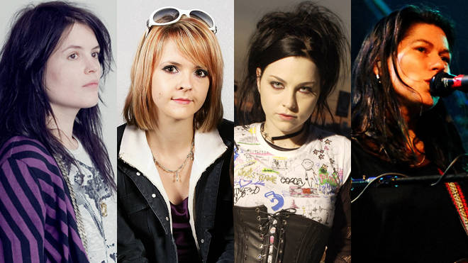 Can you identify these female musicians?