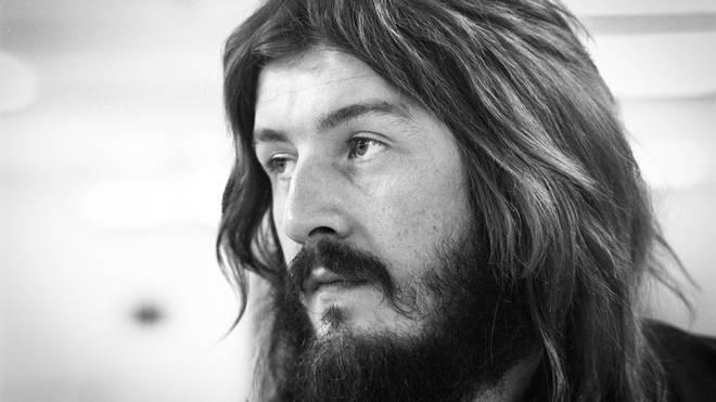 John Bonham of Led Zeppelin posed at Rai in Amsterdam, Netherlands on May 27 1972.