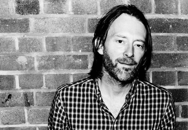 Thom Yorke in 2011