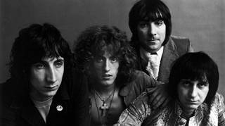 The Who in 1969, around the time of Tommy: Pete Townshend, Roger Daltey, Keth Moon and John Entwistle
