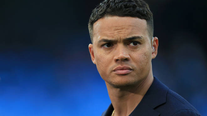 Jermaine Jenas in April 2019