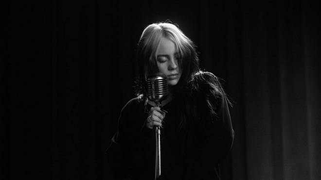 Billie Eilish releases official video for No Time To Die her James Bond soundtrack
