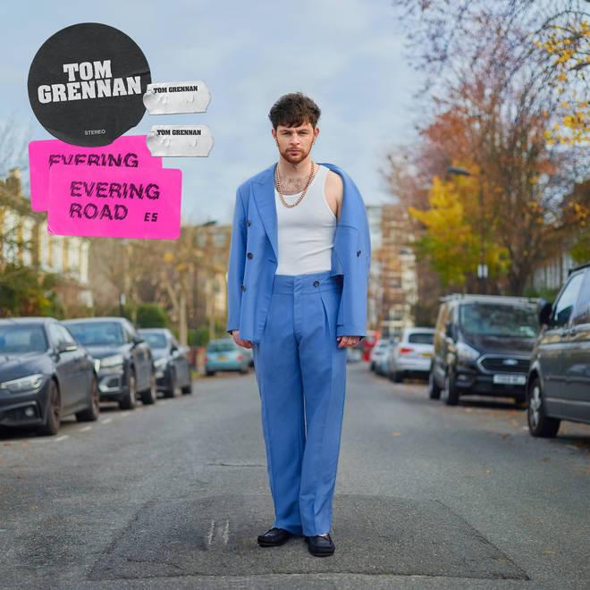Tom Grennan announces second album Evering Road