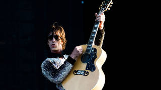 Richard Ashcroft performs in 2018