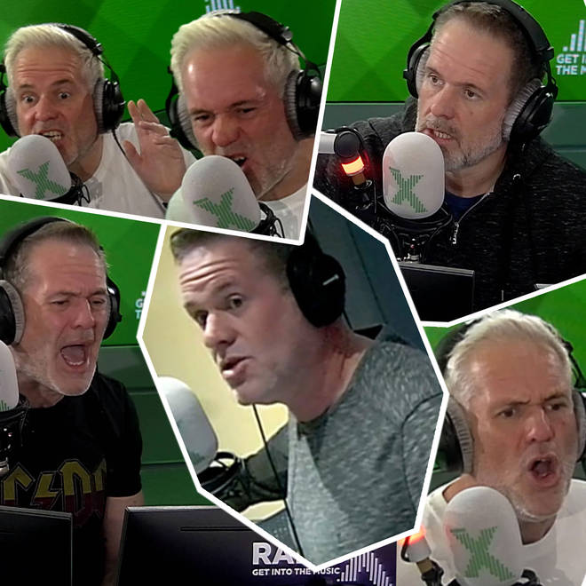 Chris Moyles' biggest and funniest rants