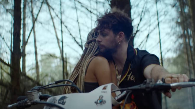 Tom Grennan stars in the video for his Amen single