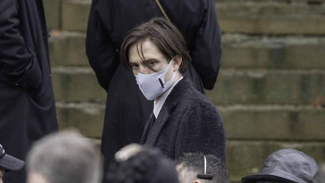 Robert Pattinson shoots Batman in Liverpool, UK