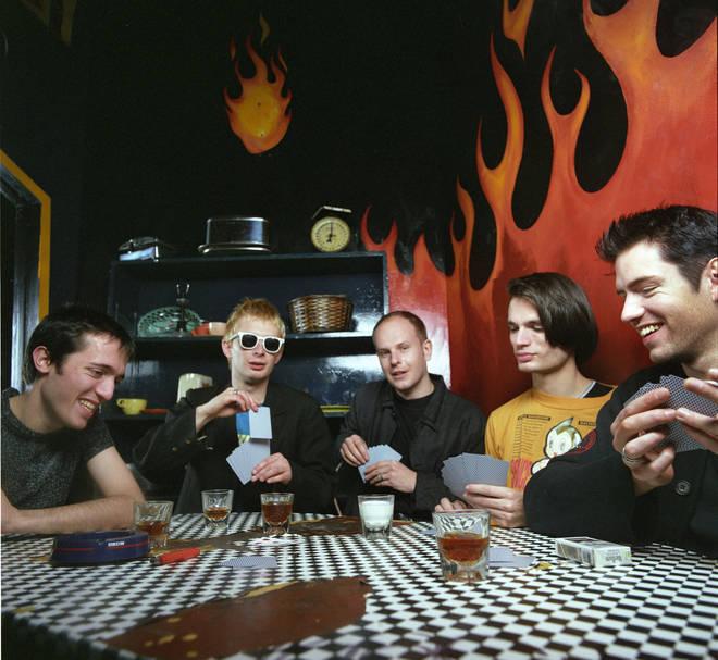 Radiohead in New York, 1993