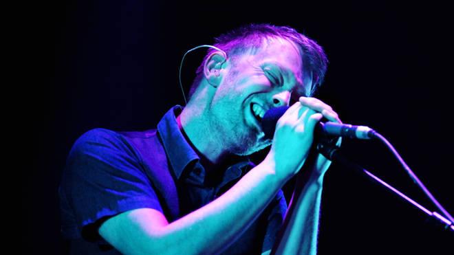 Thom Yorke in 2006