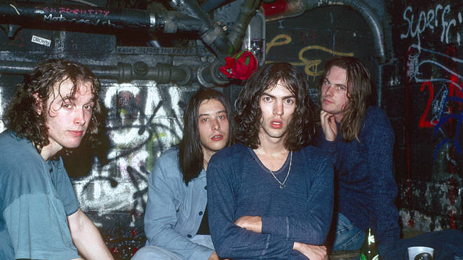 The Verve in the early 90s
