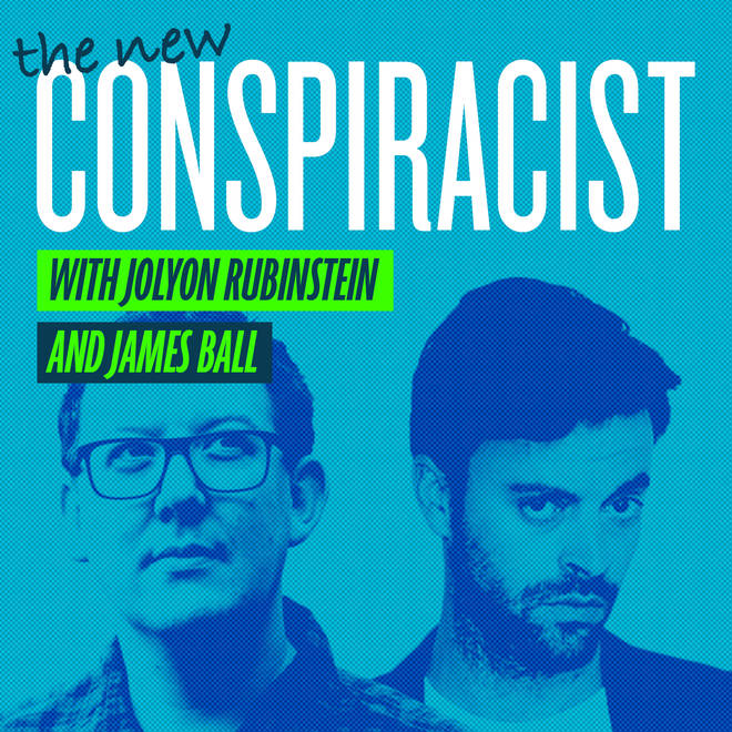 The New Conspiracist podcast