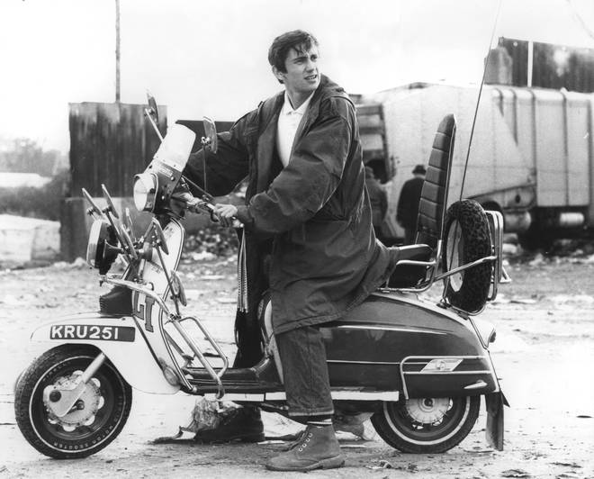 Phil Daniels as Jimmy in the film version of Quadrophenia