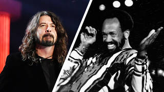 The Foo Fighters' Dave Grohl and Earth, the late Wind & Fire's Maurice White