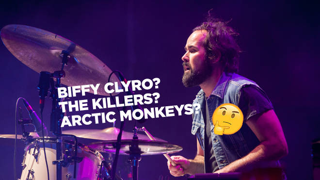 Which band is this drummer in?