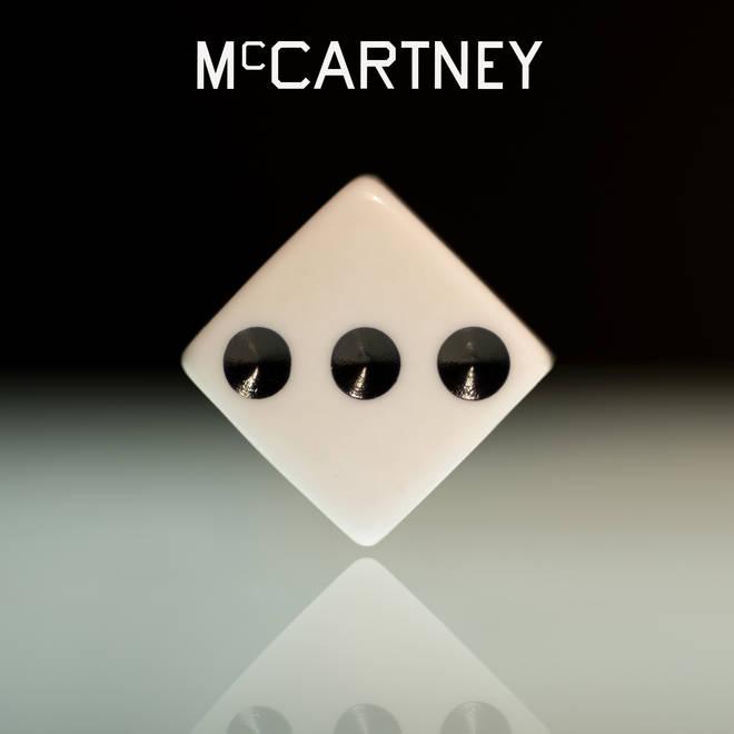 McCartney III artwork