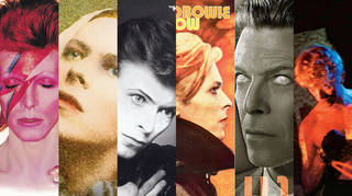 Which one of these classic David Bowie albums could you be?