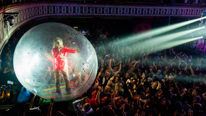 The Flaming Lips, 2017