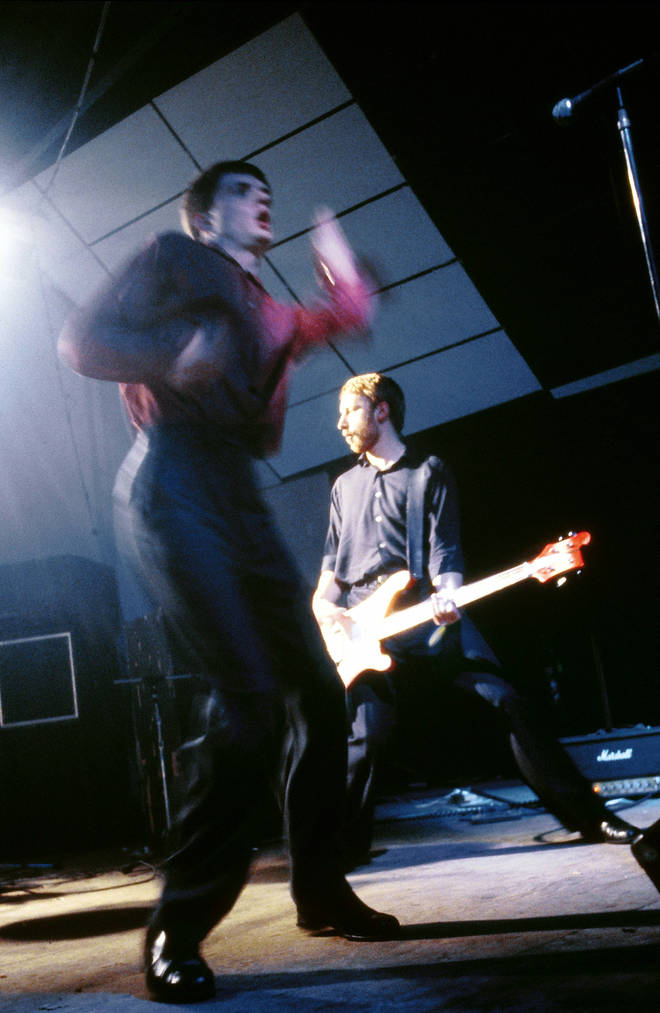 Joy Division live in 1979