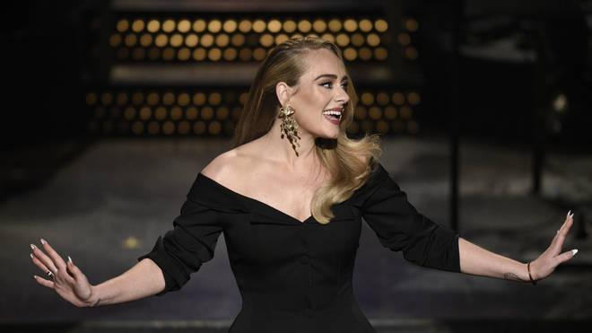 Adele on Saturday Night Live, 24 October 2020