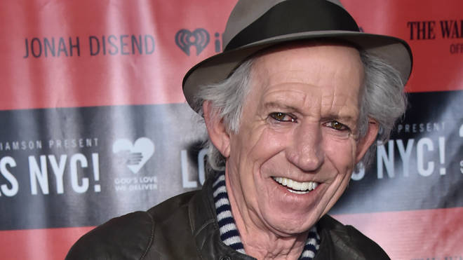 "Keith Richards: ""Black music is the reason I'm here"""