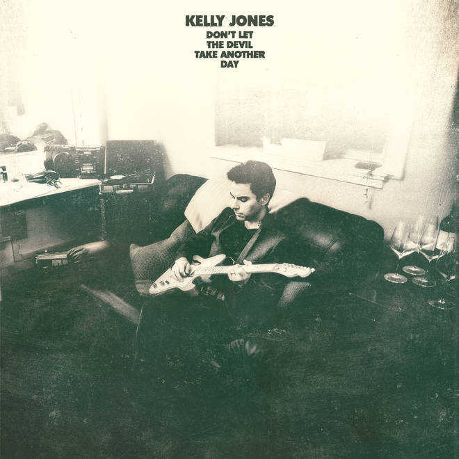 Kelly Jones - Don't Let The Devil Take Another Day cover