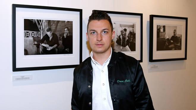 Matt Helders of Arctic Monkeys