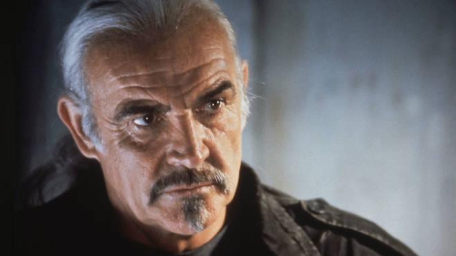 Sean Connery in Highlander II: The Quickening, 1991