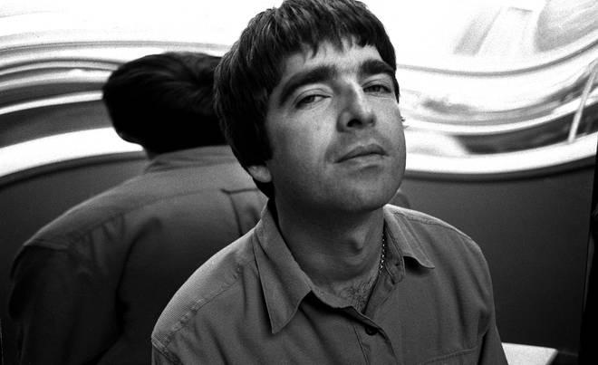 Noel Gallagher London 1995