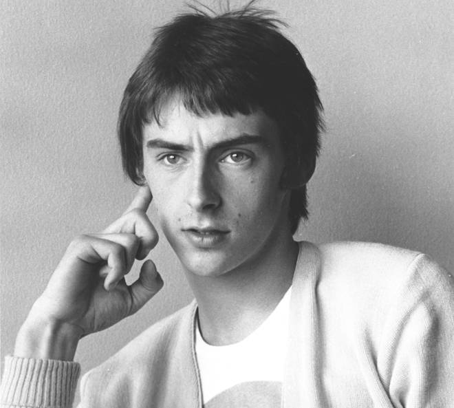 Paul Weller in 1978