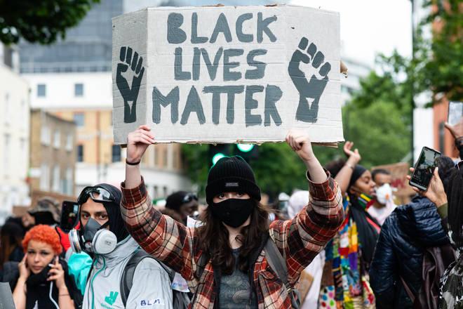 Black Lives Matter Demonstrations In London, June 2020