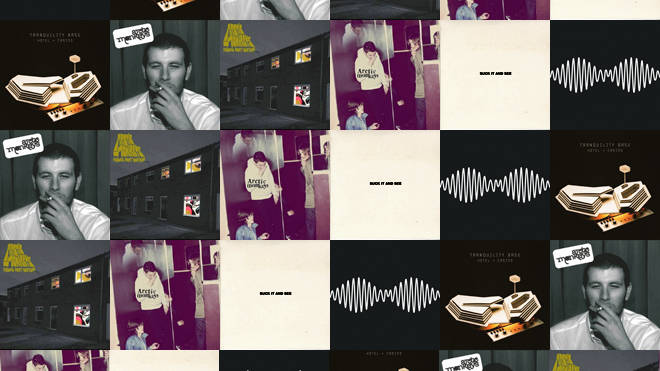 Arctic Monkeys albums - which one are you?