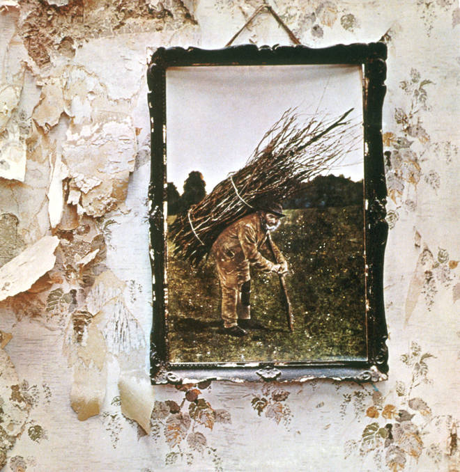 Led Zeppelin IV - the album that contained the classic track Stairway To Heaven