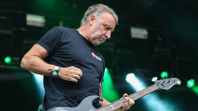 Peter Hook and the Light performing at Kendal Calling 2018