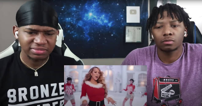 Twins react to Mariah Carey's All I Want For Christmas is You and divide fans