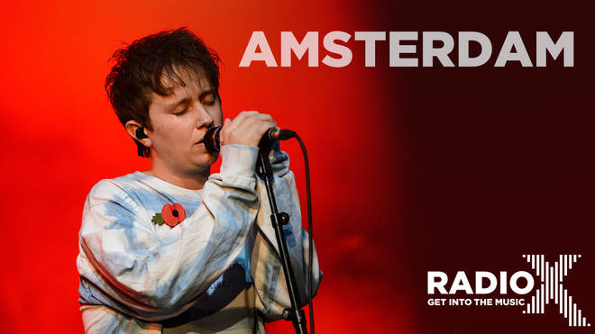 Nothing But Thieves perform their Amsterdam hit at : Radio X Presents Nothing But Thieves with Barclaycard