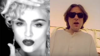 Madonna and Shaun Ryder both had hits in 1990