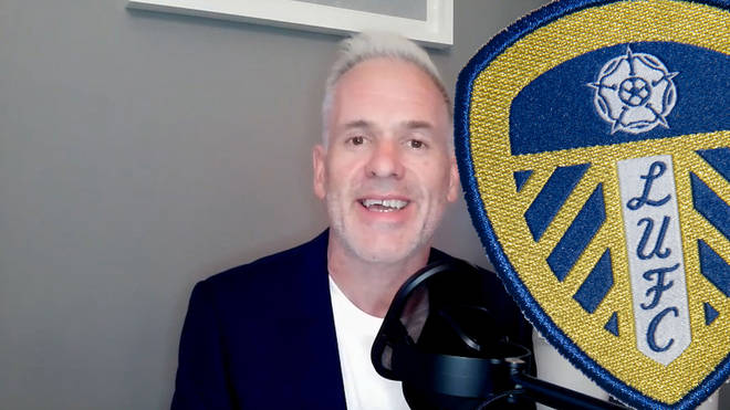 Chris Moyles reveals why Leeds United fans might not think he's a real fan