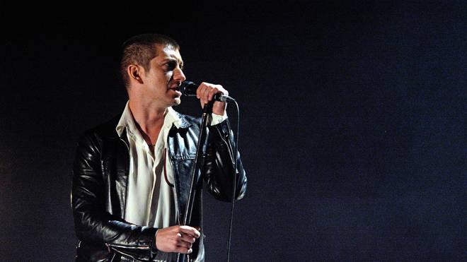 Arctic Monkeys' Alex Turner at Sziget Festival 2018