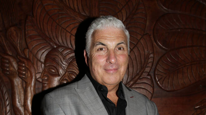 Mitch Winehouse at an Amy Winehouse Foundation fundraiser at Gilgamesh, Camden in 2013