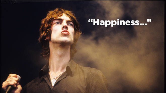 The Verve's Richard Ashcroft in 1998