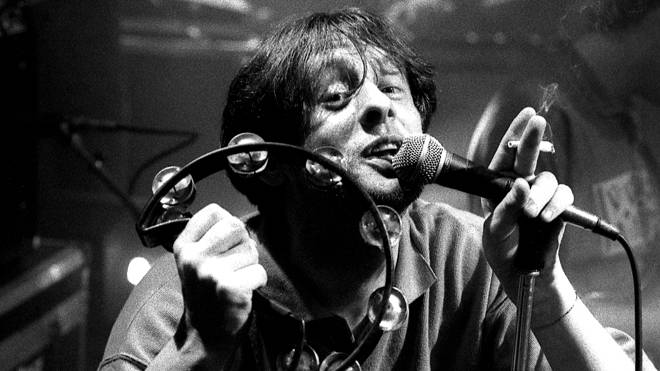 Shaun Ryder of Happy Mondays in 1989